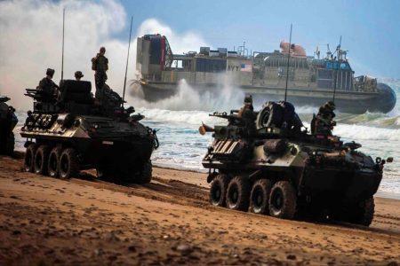 Estados Unidos reanuda las maniobras militares de Defender Europe 2020, las mayores en Europa – La otra Andalucía