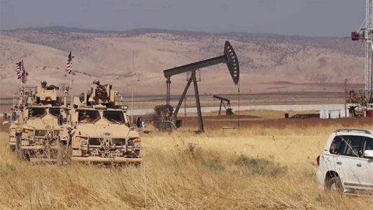 Estados Unidos refuerza sus bases ilegales y continúa el robo al petróleo de Siria