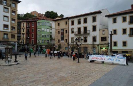 Euskal Herria. Preso político vasco continúa huelga de hambre y