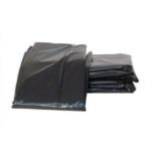 Euskal Herria. Un lazo negro y de plástico, como el de una bolsa de basura