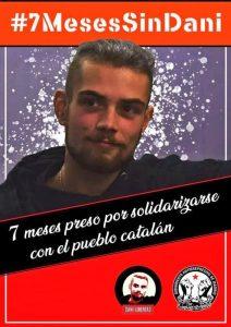Fiscalía promueve 6 años de prisión a un joven andaluz detenido en Madrid en manifestación en solidaridad con Cataluña – La otra Andalucía