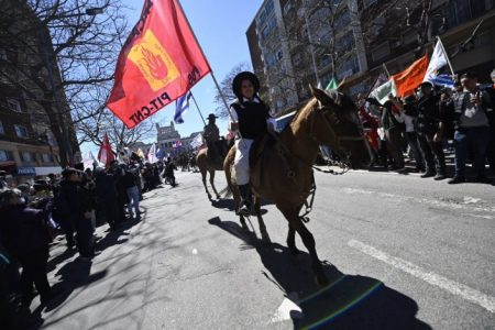 Gran adhesión a la huelga general en Uruguay