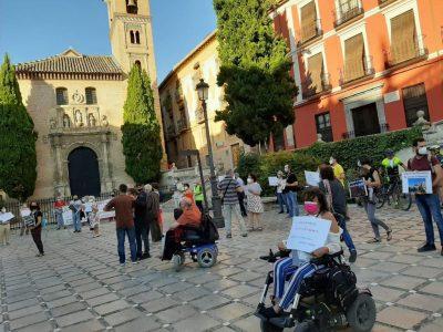 Granada Laica reclama la devolución del patrimonio público 'robado' por la Iglesia