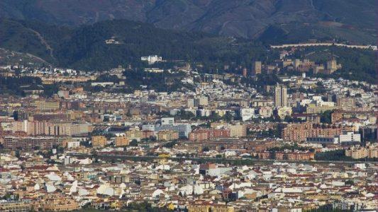 Granada incumple año tras año el valor límite anual de NO2
