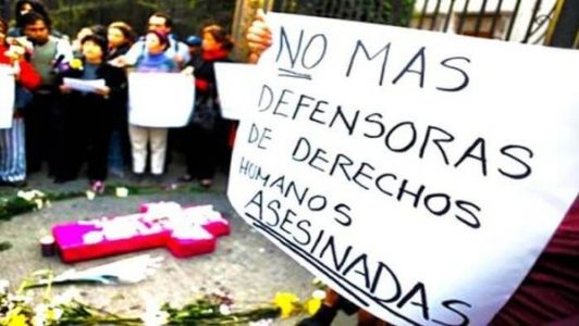 Guatemala. Denuncian más de 550 ataques a defensores de DD.HH.