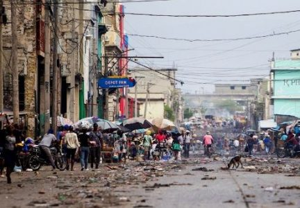 Haití. Poder judicial pide salida del presidente Moïse