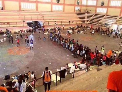 Haití. la violencia obligó a casi 8.500 mujeres, niños, niñas