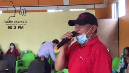 Honduras. Asesinan al secretario general de la Unión de Trabajadores