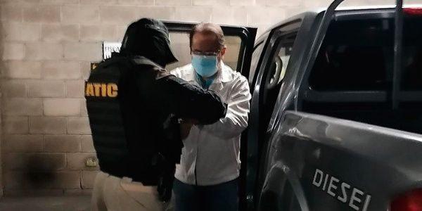 Honduras. Capturan a exfuncionarios acusados de corrupción