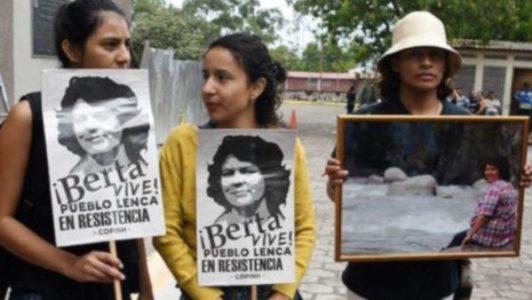 Honduras. Reanudan juicio contra imputado del asesinato de Berta Cáceres