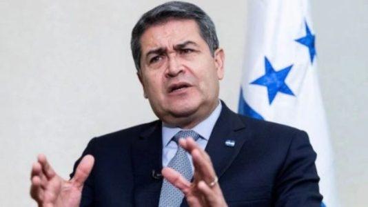 Honduras. Vinculan con el narcotráfico al presidente Juan Orlando Hernández