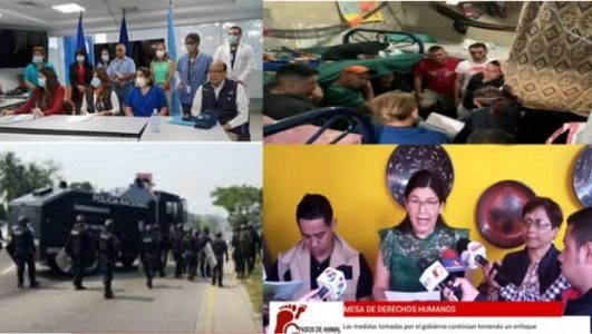 Honduras. Demandas de diversos sectores, represión, corrupción y Covid-19