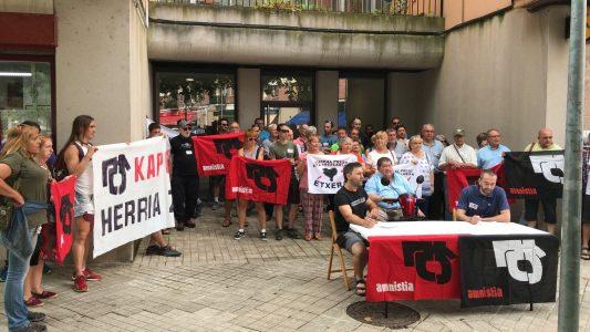 Información sobre Patxi Ruiz después de dejar la huelga de hambre – La otra Andalucía