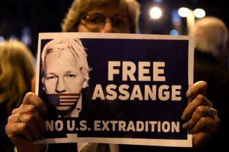 Internacional. Juicio de extradición de Assange será el 7 de