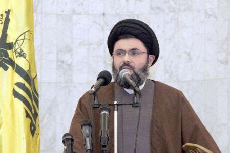 Iran. Líderes del Eje de Resistencia participan en un acto
