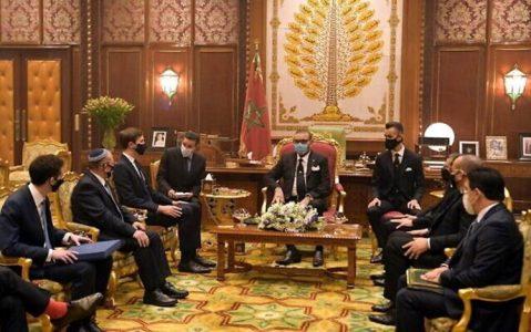 Israel y Marruecos firman primer acuerdo de cooperación comercial