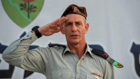 Israel. Renuncia general israelí por ordenar a sus soldados visitar