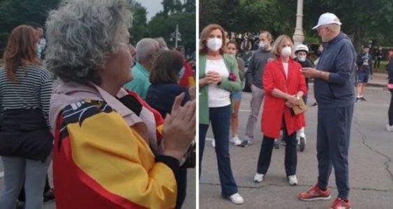 Juan Roig, dueño de Mercadona, en una manifestación con consignas de extrema derecha – La otra Andalucía