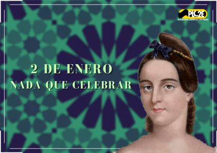 """La Plataforma Contra el 2 de Enero rechaza la """"celebración"""