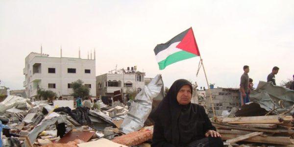 La bandera palestina: amenaza para Israel