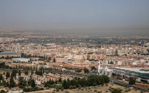 La contaminación del aire urbano en Andalucía cae un 61% entre el 14 de marzo y el 30 de abril – La otra Andalucía