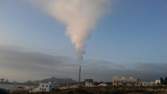 La contaminación atmosférica mata a 2.380 andaluces y andaluzas al año