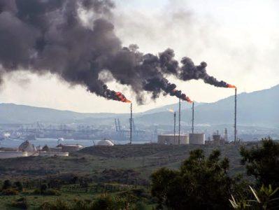 La producción industrial en Andalucía cae un punto más que en el Estado, a pesar de ser más reducida – La otra Andalucía