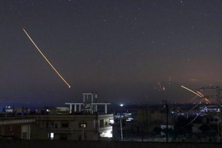 Las fuerzas sionistas lanzan un nuevo ataque cerca de Palmira – La otra Andalucía