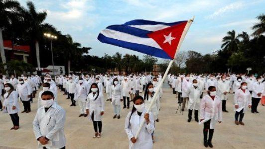 """Latinoamérica. Video conferencia: """"Cuba no pregunta qué ideología gobierna en"""