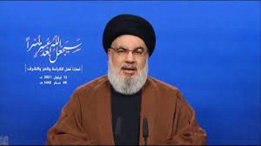 Líbano. Hezbolá: Primer barco con combustible iraní llegará el jueves