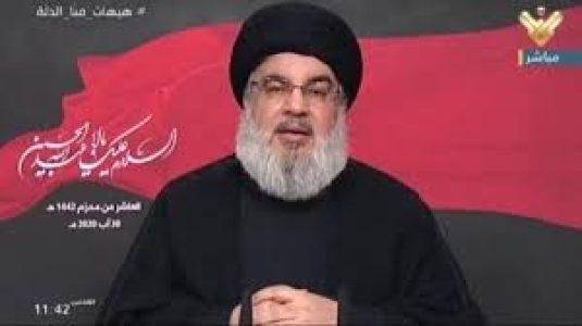 """Líbano. Hezbolá matará a """"un soldado israelí"""" por cada combatiente"""