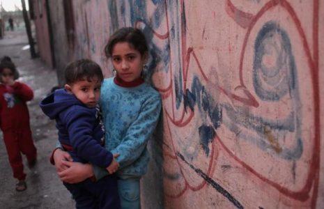 Líbano. Refugiados temen más al hambre que al coronavirus