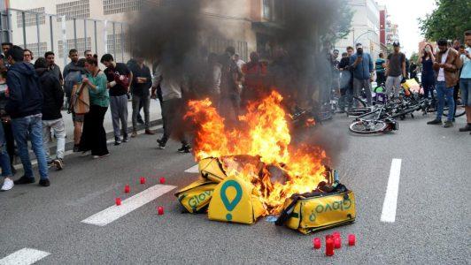 Los «riders» denuncian acoso policial – La otra Andalucía