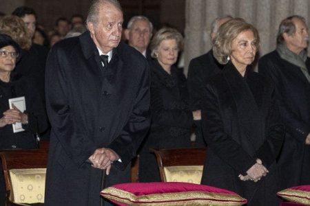 Los millones de la reina Sofía en Suiza. Destapado lo más gordo