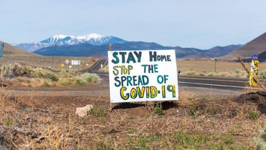 Los nativos americanos navajos registran el tercer mayor número de contagios de COVID-19 – La otra Andalucía
