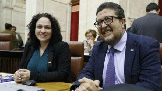 Luz Belinda, diputada de VOX en el parlamento andaluz, se pasa a Falange Española – La otra Andalucía
