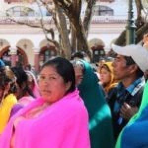 México. «Que esta crisis no sea una vuelta atrás a la salvaje normalidad capitalista», pueblos originarios de América Latina