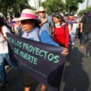 México. Gobierno impugna suspensión provisional del Tren Maya