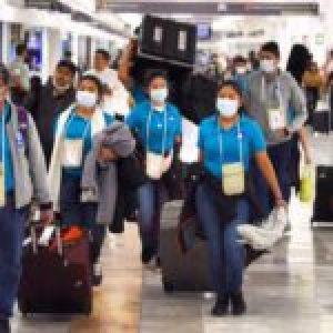 México. Juez emplaza a AMLO a detectar casos de Covid-19 en aeropuertos