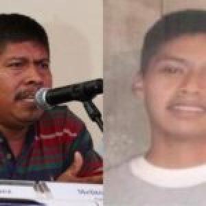 México. Localizan con vida a Carlos Ortega, hijo del vocero de los padres de los 43