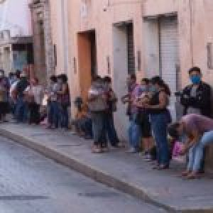 """México. Los despedidos por la crisis: """"Yo no le tengo miedo al coronavirus, yo le tengo miedo al hambre"""""""