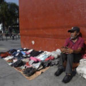 México. Los invisibles no tienen el lujo de estar confinados