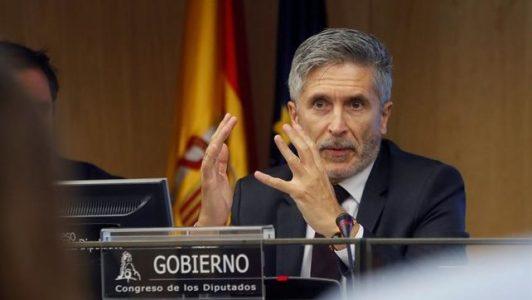 """Marlaska sigue negando abusos policiales durante el estado de alarma; para él sólo existen """"actuaciones impropias"""" – La otra Andalucía"""