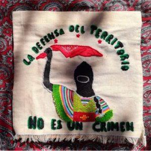México. La defensa del territorio no es un crimen!!