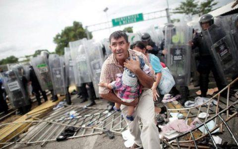 México. Migración forzada, producción de fronteras y dinámicas de violencia