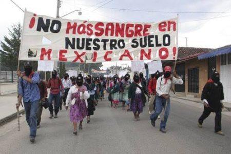México. Rutilio Escandon Cadenas y su política de paramilitarismo: el