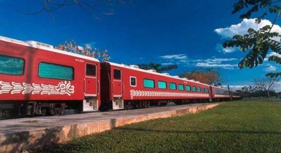 México. Abuso de poder, continuar con obras del Tren Maya