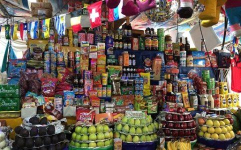 México. Consumo popular