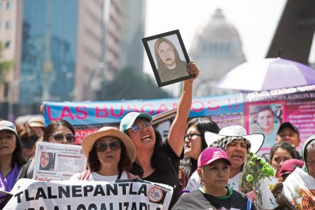 México. Más de 100 mil mujeres toman las calles y desafían al Estado mexicano