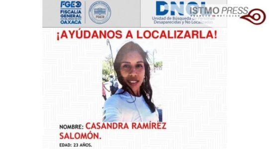 México. Otra mujer desaparece en Tuxtepec Oaxaca, es la cuarta